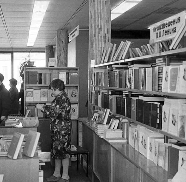 Миф о том, что СССР был самой читающей нацией