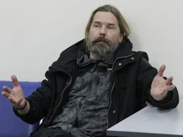 Лидер группы «Коррозия металла» задержан инспектором ДПС