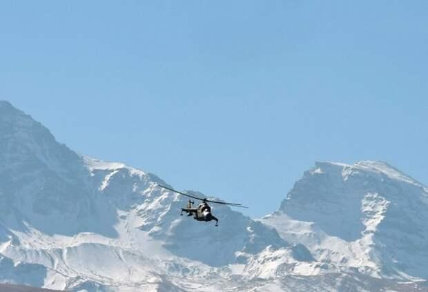 Все находившиеся на борту упавшего в Казахстане Ми-8 погибли