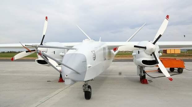 Российский тяжелый дрон «Альтиус» составит конкуренцию американскому RQ-4 Global Hawk