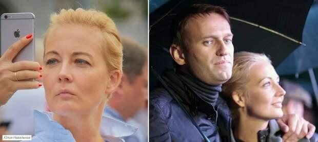 Немецкая прагматика — неудачник стушевался, фрау Навальная заменит мужа