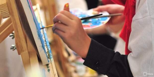 Конкурс рисунков в Бабушкинском проведет семейный центр «Диалог»