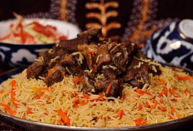 Вкусный плов: хитрости из Средней Азии