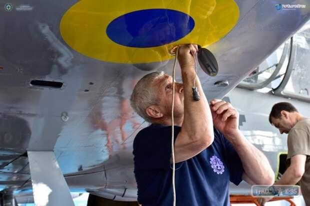 Одесский авиационный завод разработал новый легкий самолет