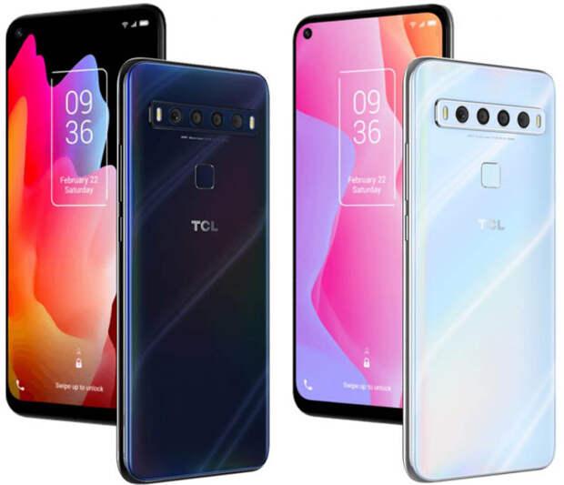 TCL анонсировала сразу три интересных смартфона
