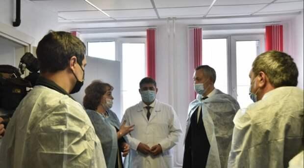 Сеть центров гемодиализа создана в районах Новосибирской области