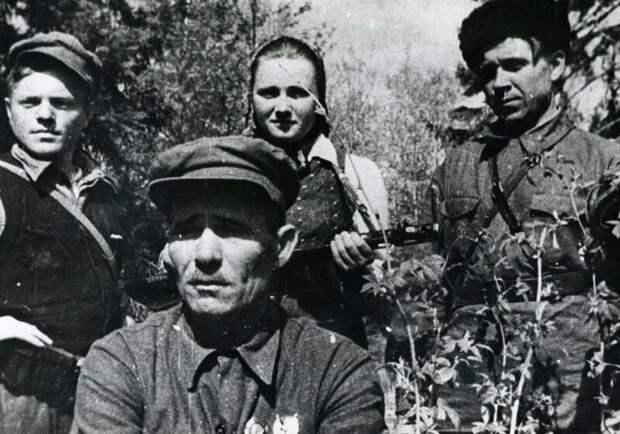 Батько Минай: ради общей победы он пожертвовал своими детьми Шмелёв Минай Филиппович, вов, страницы истории, чтобы помнили