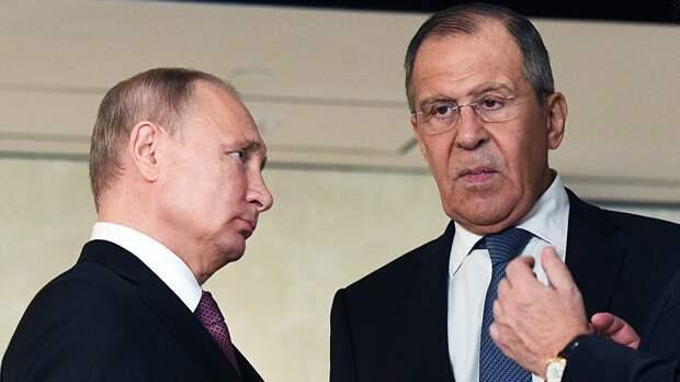 «Есть желающие поставить Россию вположение обороняющейся». Глава МИД Лавров— одопинг-скандале