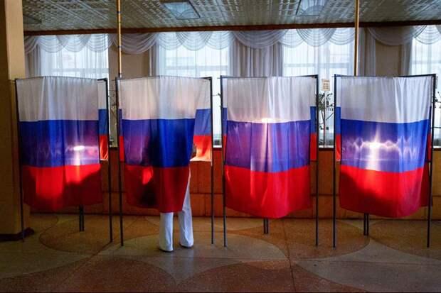 Выборы в России проводятся в 80 субъектах из 85