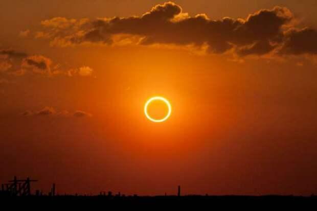 «Кольцо огня» 21 июня 2020
