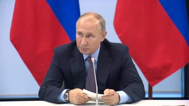 Испанцы бурно отреагировали на предупреждение Путина в адрес Запада