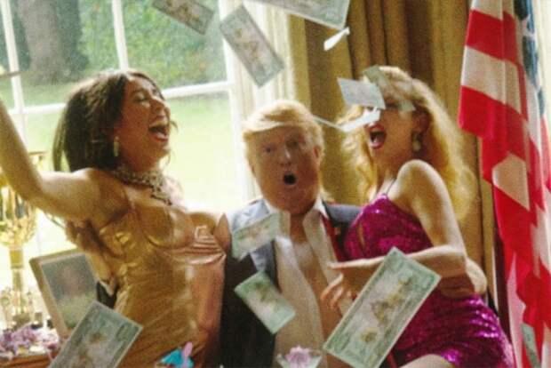 Компромат, который Дональд Трамп с удовольствием бы сжег (ФОТО)