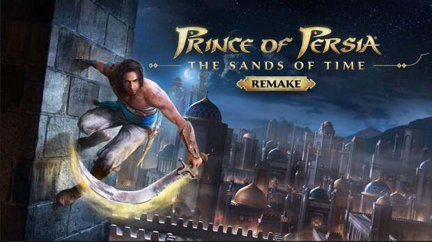 Анонс Prince of Persia: The Sands of Time Remake