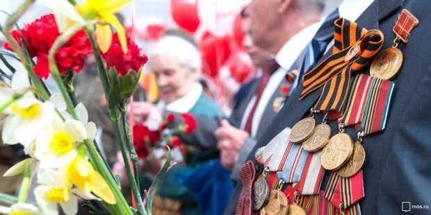 Собянин поздравил ветеранов с годовщиной контрнаступления в Битве за Москву. Фото: mos.ru