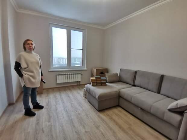 Хоть глазочком подглядеть бы: чему радуется простая московская семья