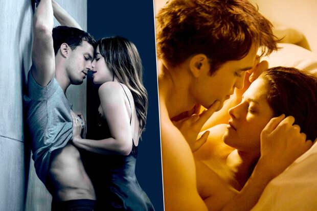 12 различий между сексом в жизни и в кино