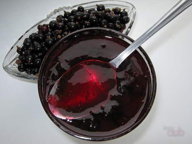 Желе из черной смородины на зиму — успей приготовить лучшее зимнее лакомство!