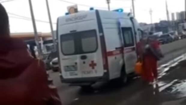 Водитель маршрутки в Краснодаре спас жизнь беременной пассажирке