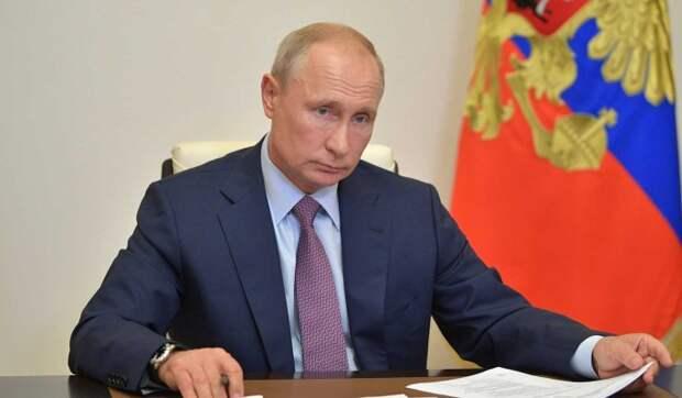 """""""Меня не колышет"""": Путин отреагировал на санкции"""