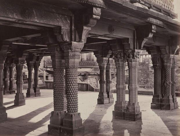 Albom fotografii indiiskoi arhitektury vzgliadov liudei 54