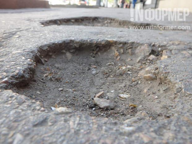 Фоторепортаж «ИНФОРМЕРа»: в Севастополе дороги делают, а тротуары подождут?