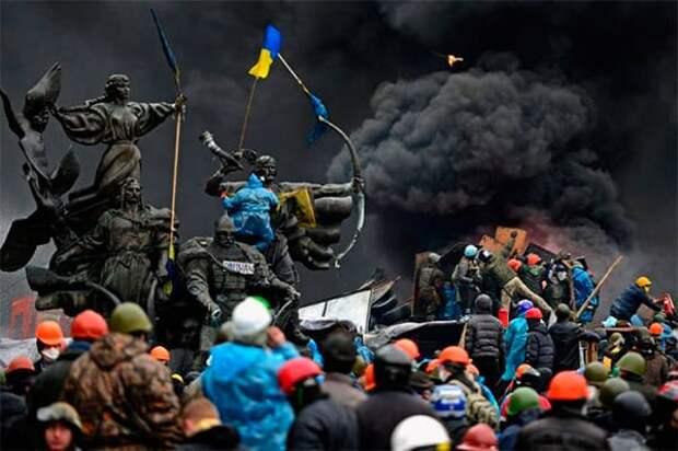 Котёл для евроукраинцев от заклятых соседей