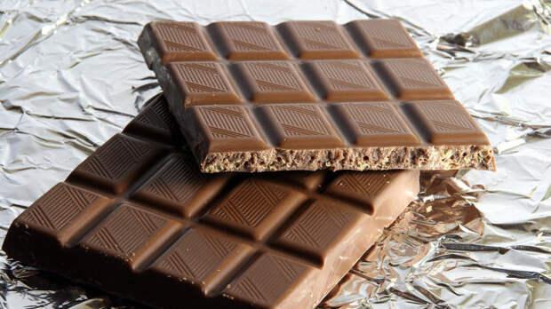 Диетолог рассказала о полезных свойствах шоколада