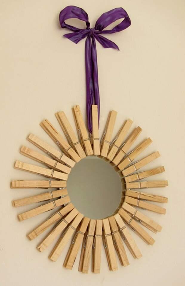 Переделки зеркал (подборка)