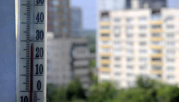 Жара до 32 градусов ожидается в Московском регионе 11 июня