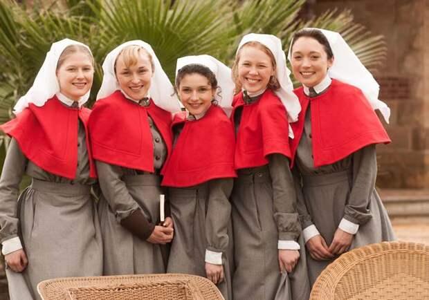 Премьера на ShowJet: «Девушки из Анзак»
