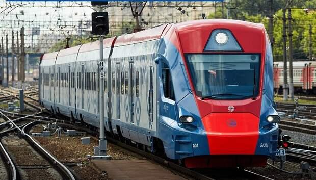 Первые два Московских центральных диаметра начнут работу до конца 2019 года