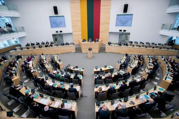 Литва решилась на невиданно резкий выпад против России