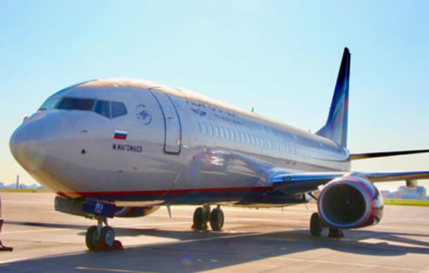 Российские авиакомпании в январе снизили перевозки пассажиров на 38%