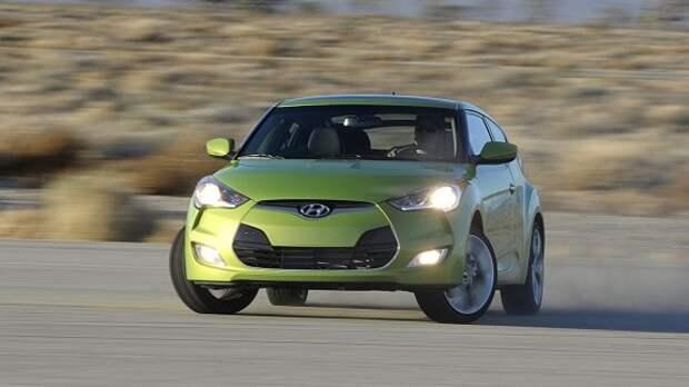 Hyundai Veloster обновится и уйдет в небытие