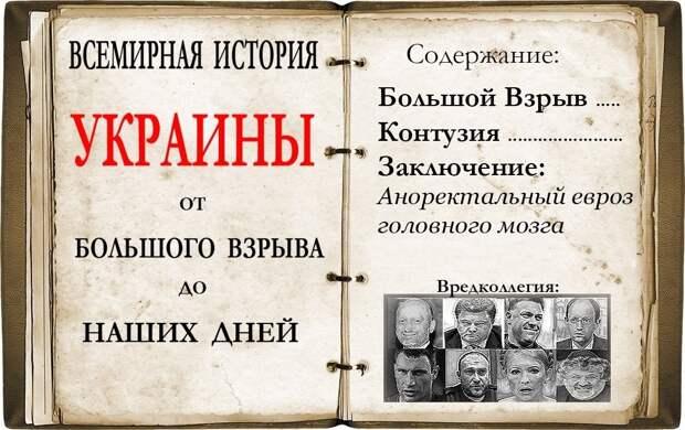 После Первой мировой войны за мир заплатили разделом Украины, а после Второй мировой –...