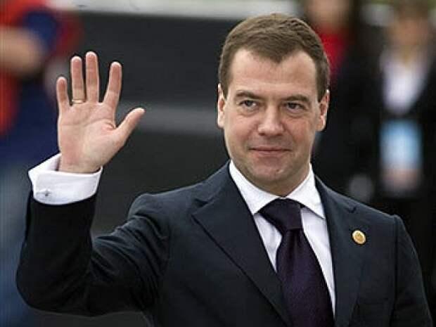 Медведев назначен главой правительства: КПРФ выступили против