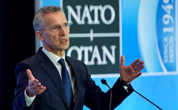 В НАТО заявили об отсутствии военной угрозы со стороны России