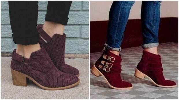 5 стильных и небанальных пар обуви на осень 2020