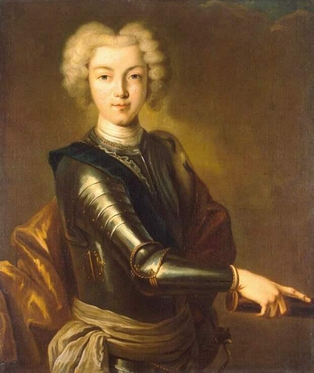 Петр II. 1720-е годы