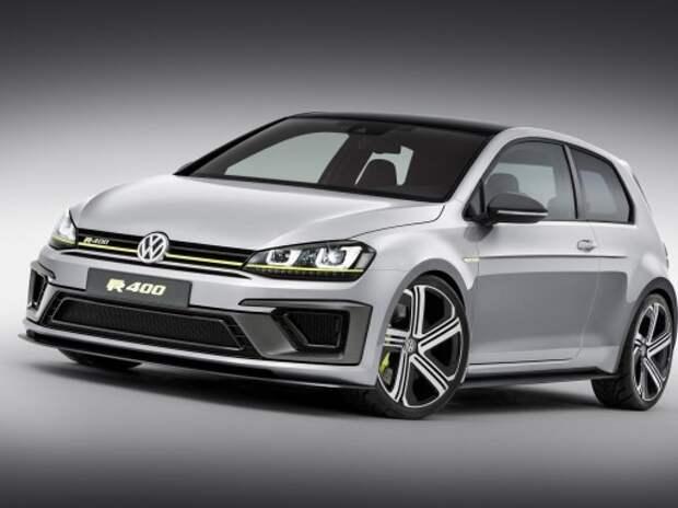 VW Golf предложит 400 «лошадей», недорого