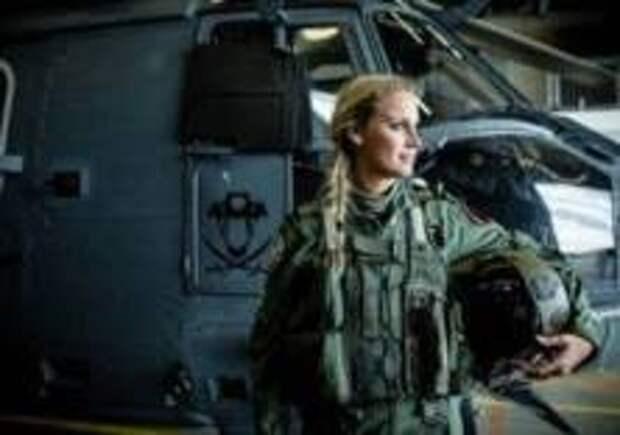 В ЕС начнут призывать женщин в армию