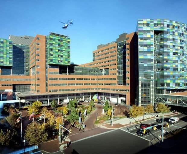 Центр по безопасности здоровья университета Джонса Хопкинса