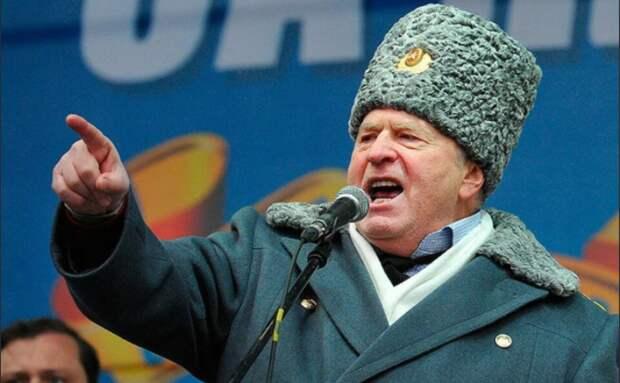 Жириновский пообещал развал ООН и бомбардировку Киева с Варшавой
