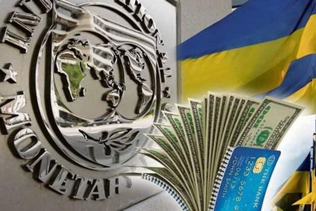 Финансовая катастрофа Украины не волнует МВФ