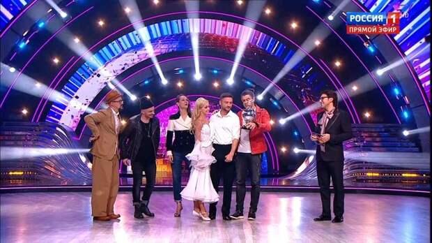 Сергей Лазарев выиграл шоу «Танцы со звёздами»: видео победного номера