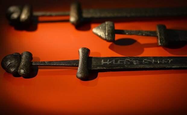 Скандинавские подделки: зачем викингам нужны были «пиратские копии» лучших мечей Европы