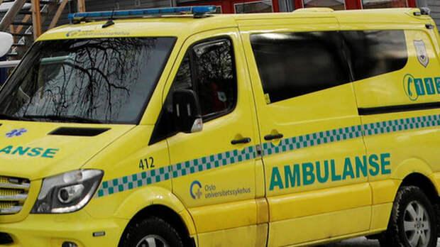 При падении вертолёта в Норвегии погибли четыре человека