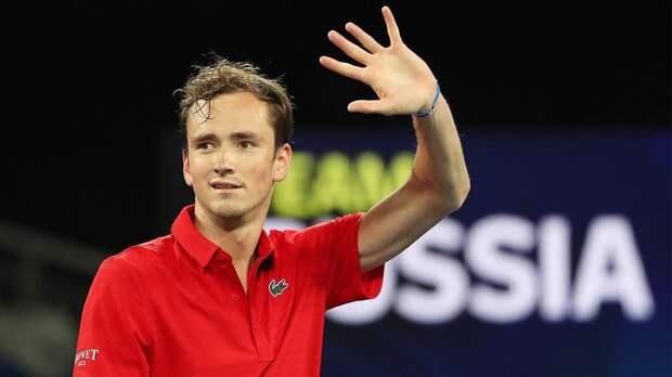 Медведев выиграл 13-й матч подряд. Это самая длительная победная серия российского теннисиста