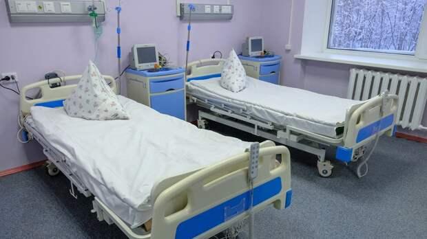 Количество коек для пациентов с COVID-19 в Москве увеличат до 24 тысяч