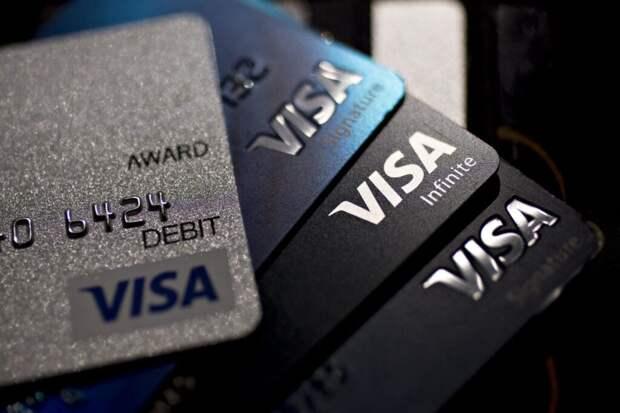 Компания Visa анонсировала банковский сервис для работы с криптовалютами